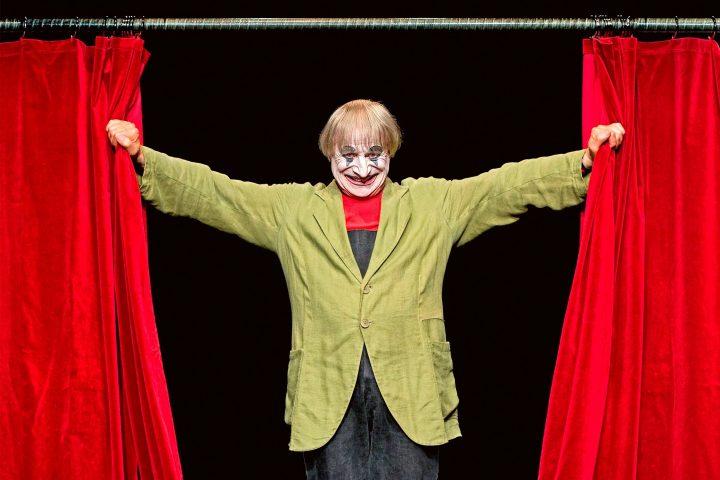 Le clown immortel