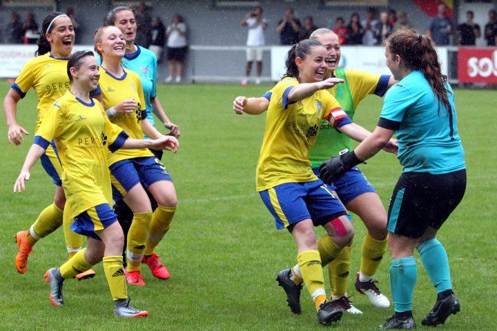 PDJ Féminin tire Young Boys en Coupe!