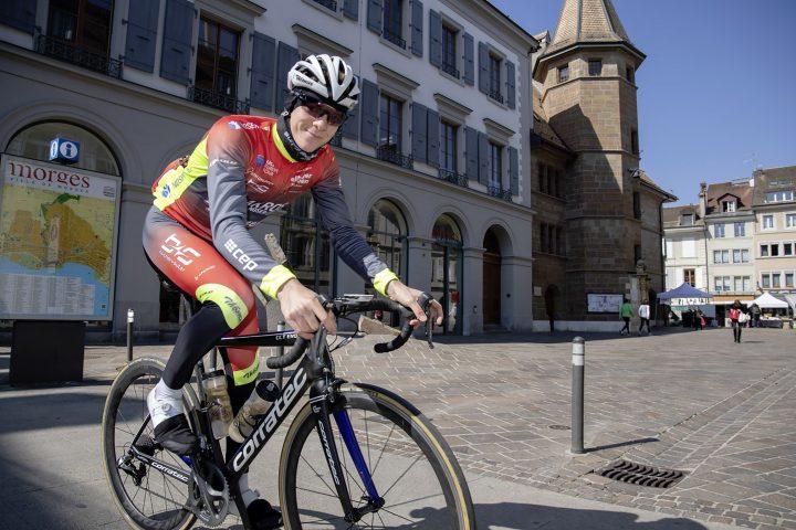 Robin Froidevaux truste les podiums