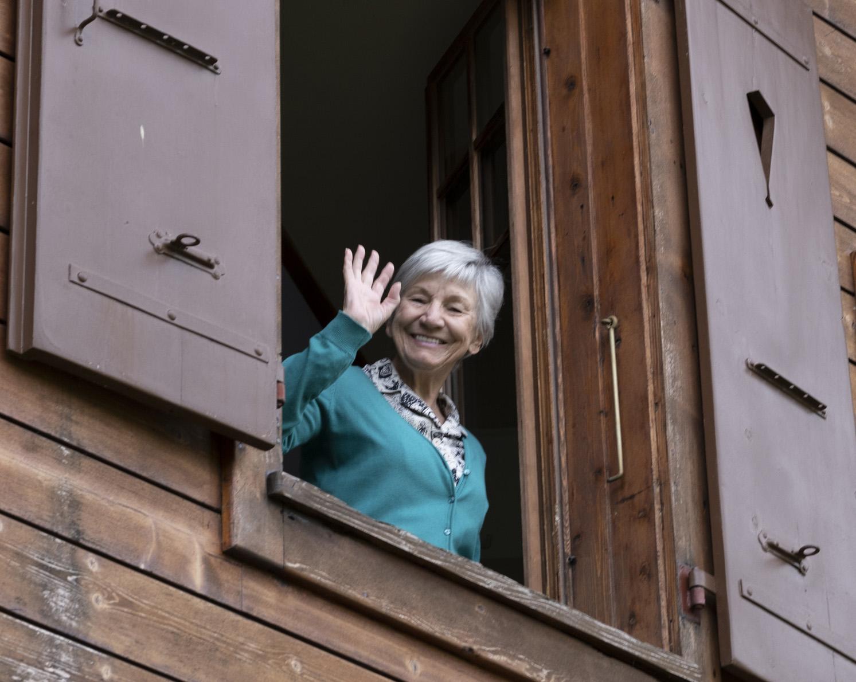 Ces seniors seuls face au confinement
