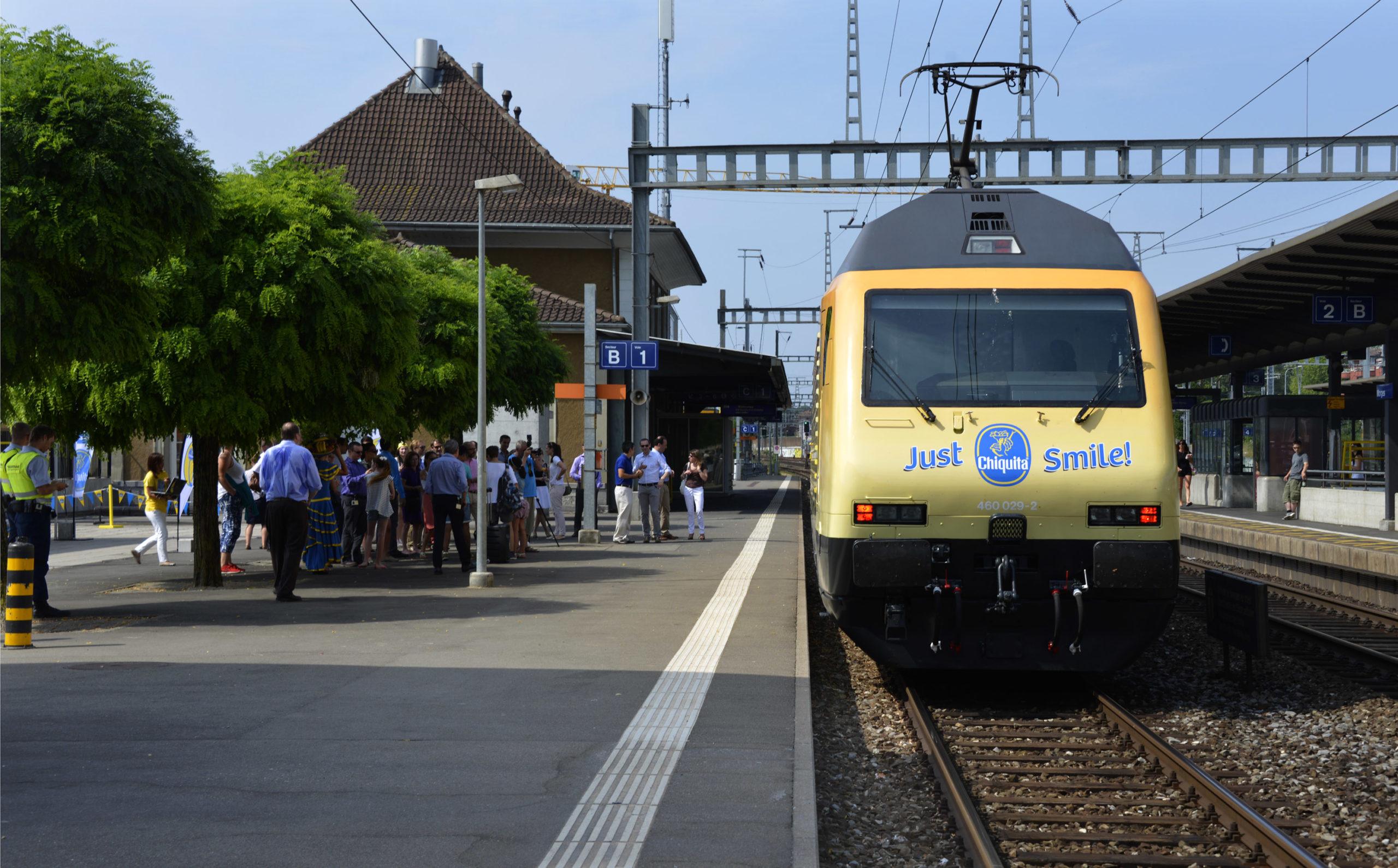 Un rail encore plus ambitieux au départ de Morges