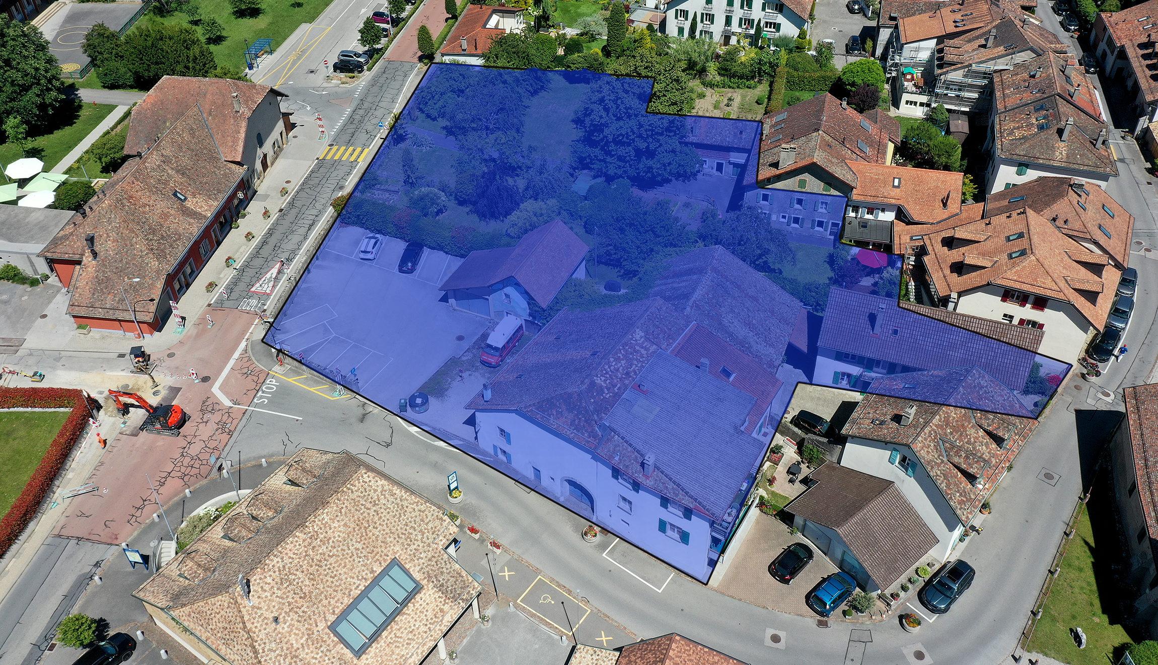 Un projet de construction d'ampleur pour Lavigny