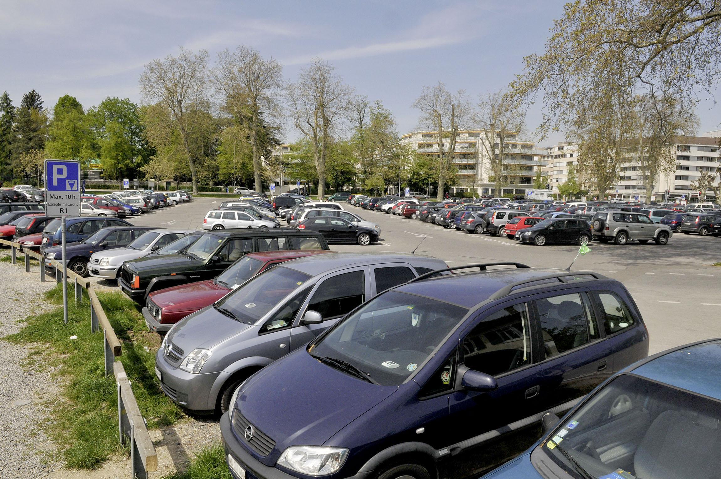 Parking – Moins cher de se garer en Suisse romande