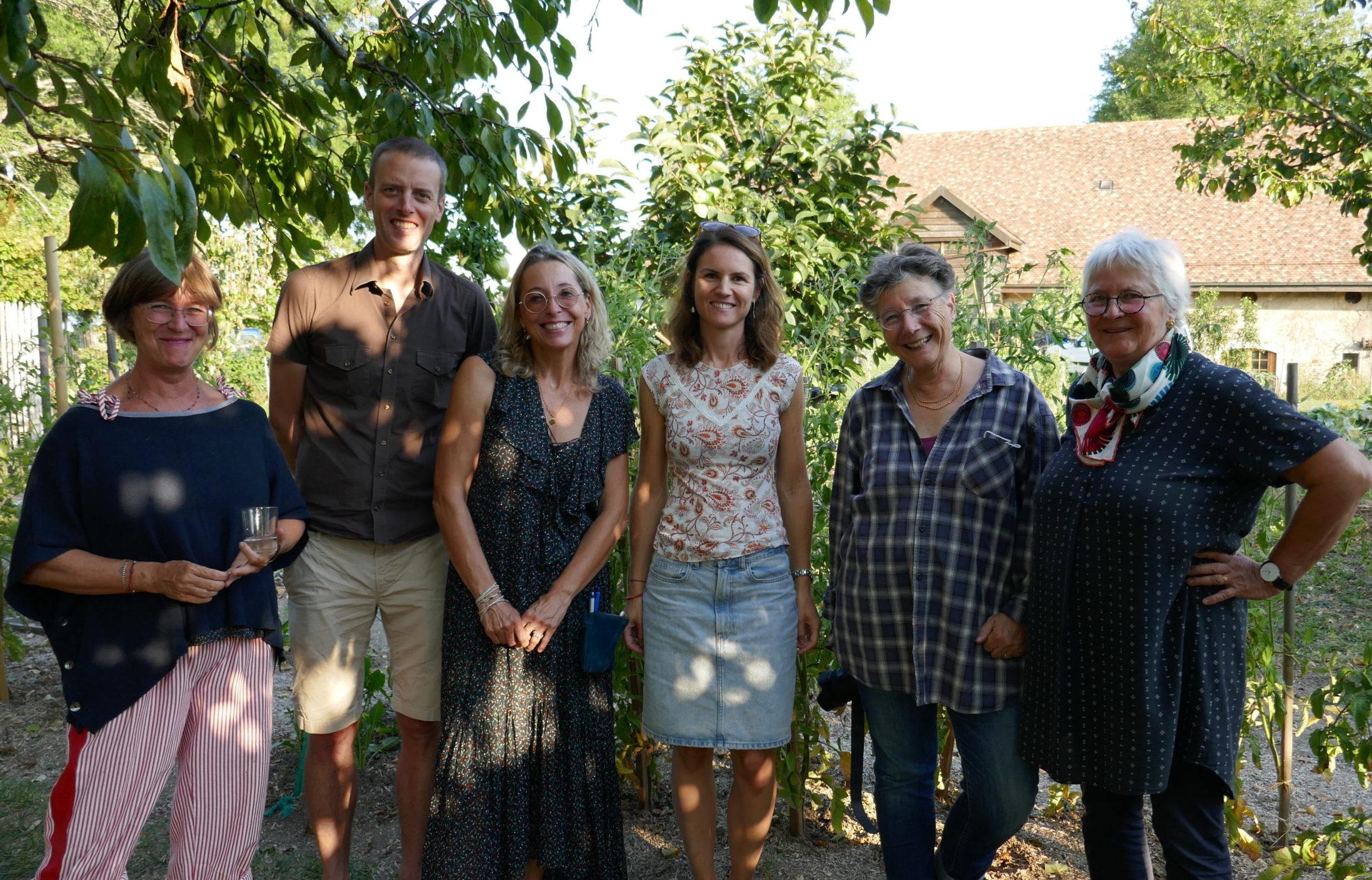 Naissance d'une association écologiste à Denens