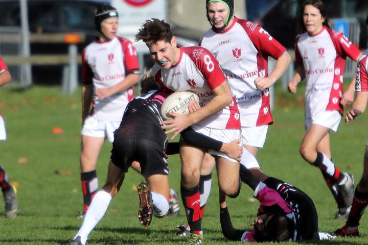 L'AS Rugby Morges veut transformer l'essai