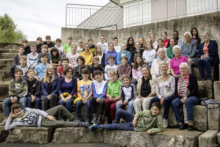 Jeunes et seniors se réunissent autour du climat
