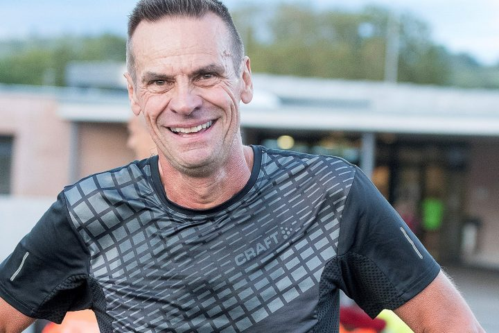A 60 ans, il enchaîne les kilomètres