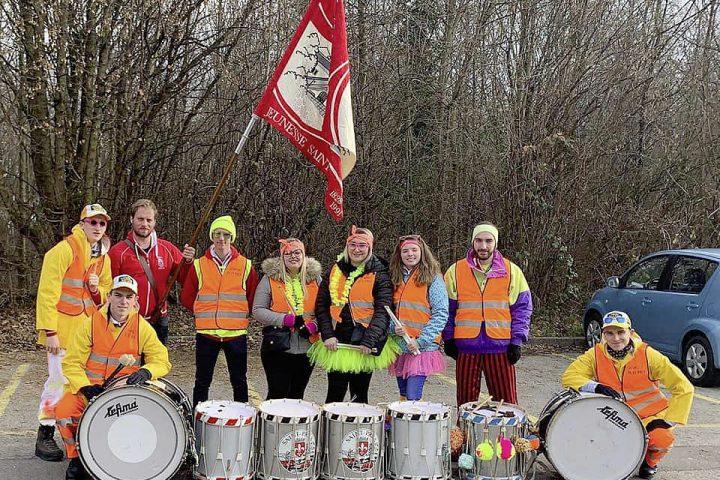 Les tambours, cette tradition immuable