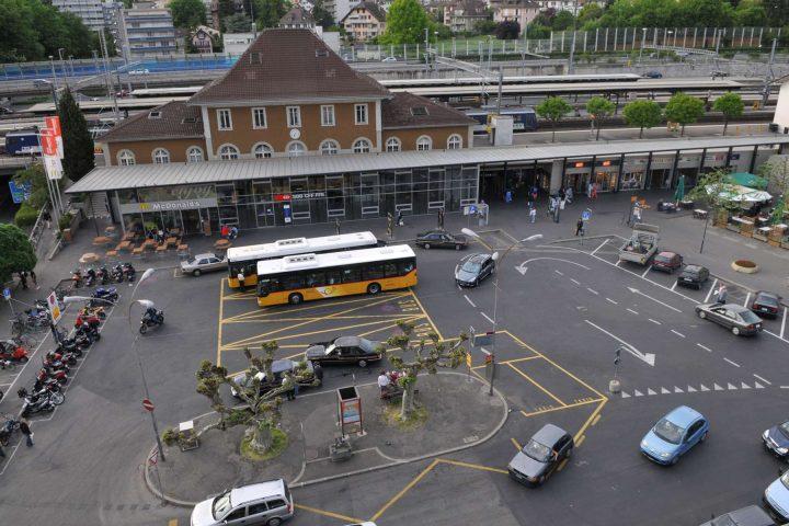 Le bond en avant des transports publics