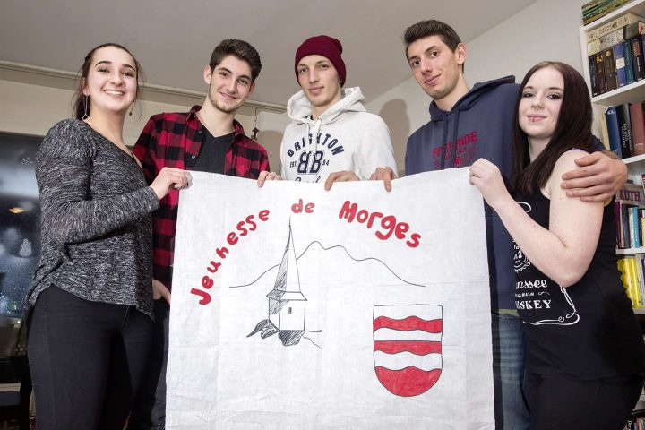 «On veut réunir les jeunes Morgiens»
