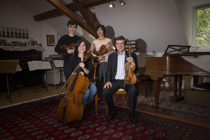 Une famille de virtuoses à cordes
