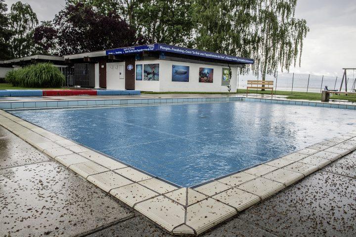 Les piscines ont bien grise mine