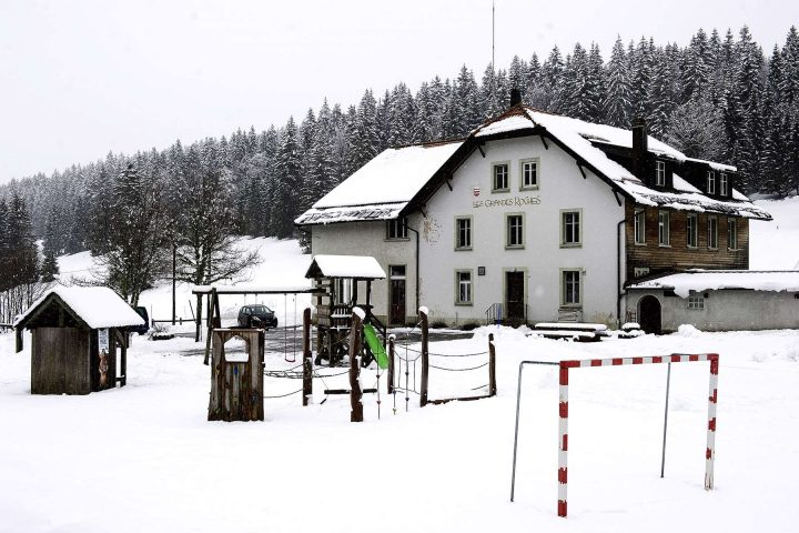 Un temple du ski aux Grandes-Roches