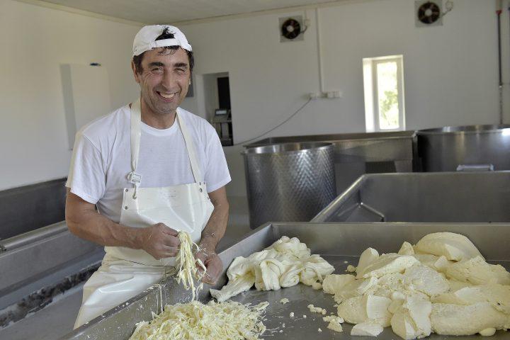 La mozzarella italienne 100% vaudoise