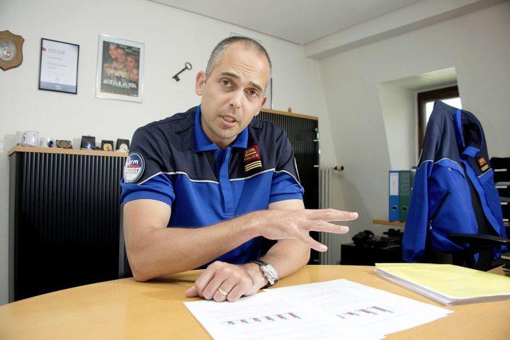 La police veut renforcer le dialogue