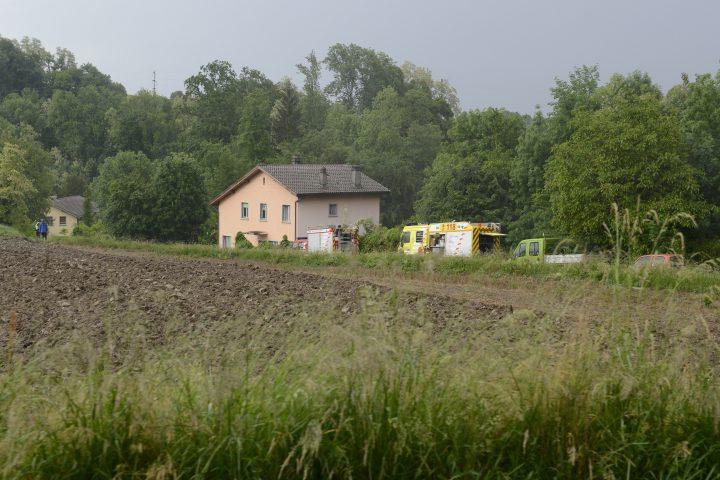 Tragique accident à Chigny