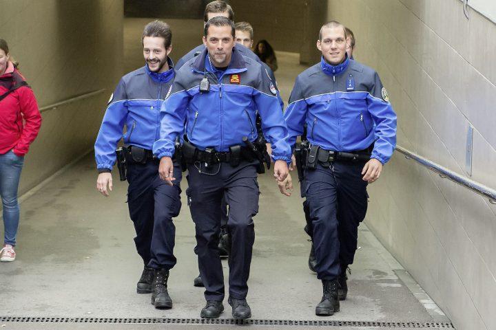 Une police proche de la population