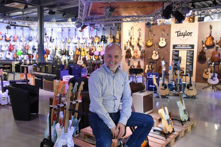 La caverne d'Ali Baba des instruments