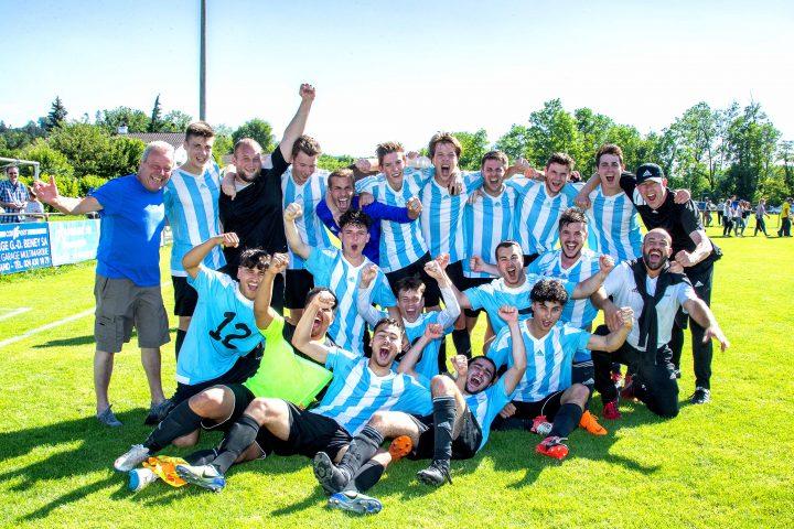 Echichens II promu en 3e ligue