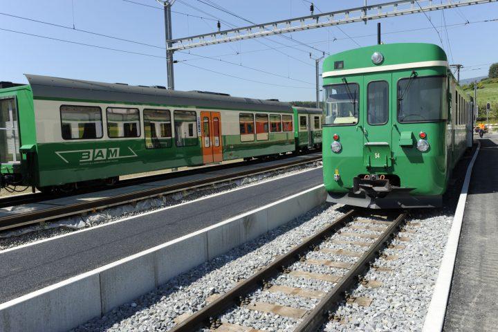 Le P+Rail de la gare, concurrence pour le BAM