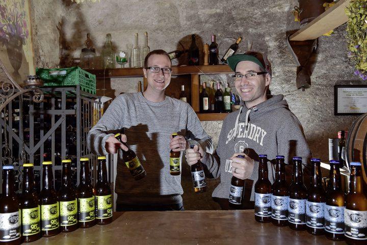 Passionnés de bière,  ils créent leur brasserie