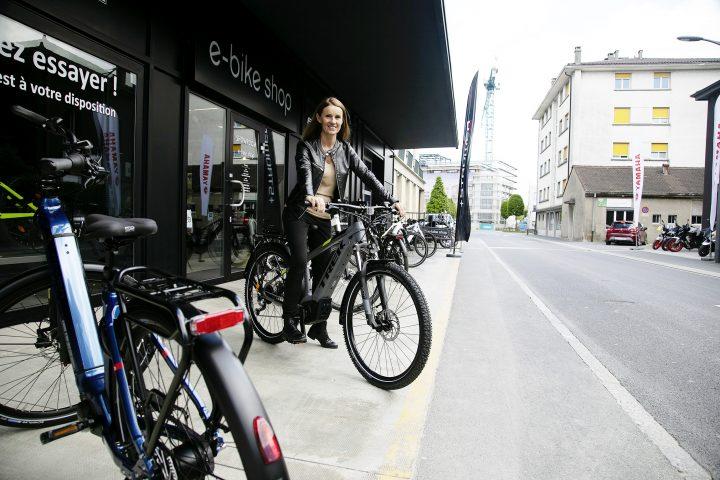 Les vélos électriques seront les stars de l'été