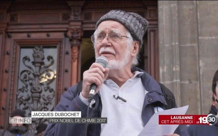 Le message de Jacques Dubochet à la jeunesse