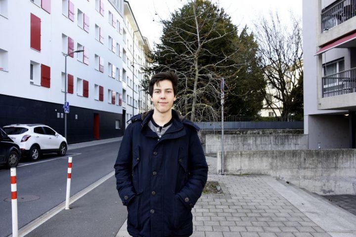 Cédric Mann vote pour son futur