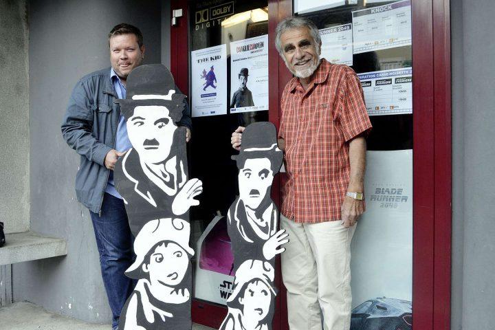 Un week-end dédié à Charlie Chaplin