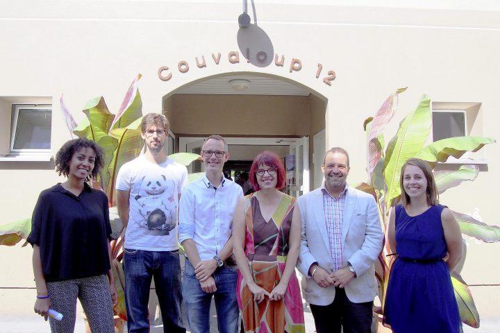 Couvaloup s'offre  une nouvelle identité
