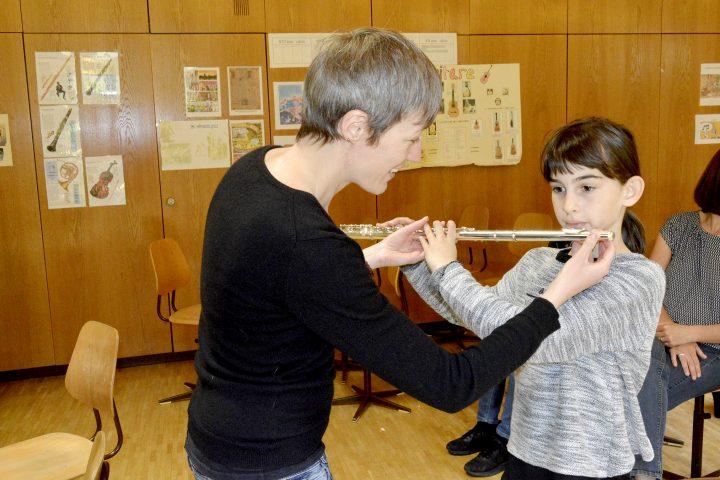 Le Conservatoire joue l'ouverture