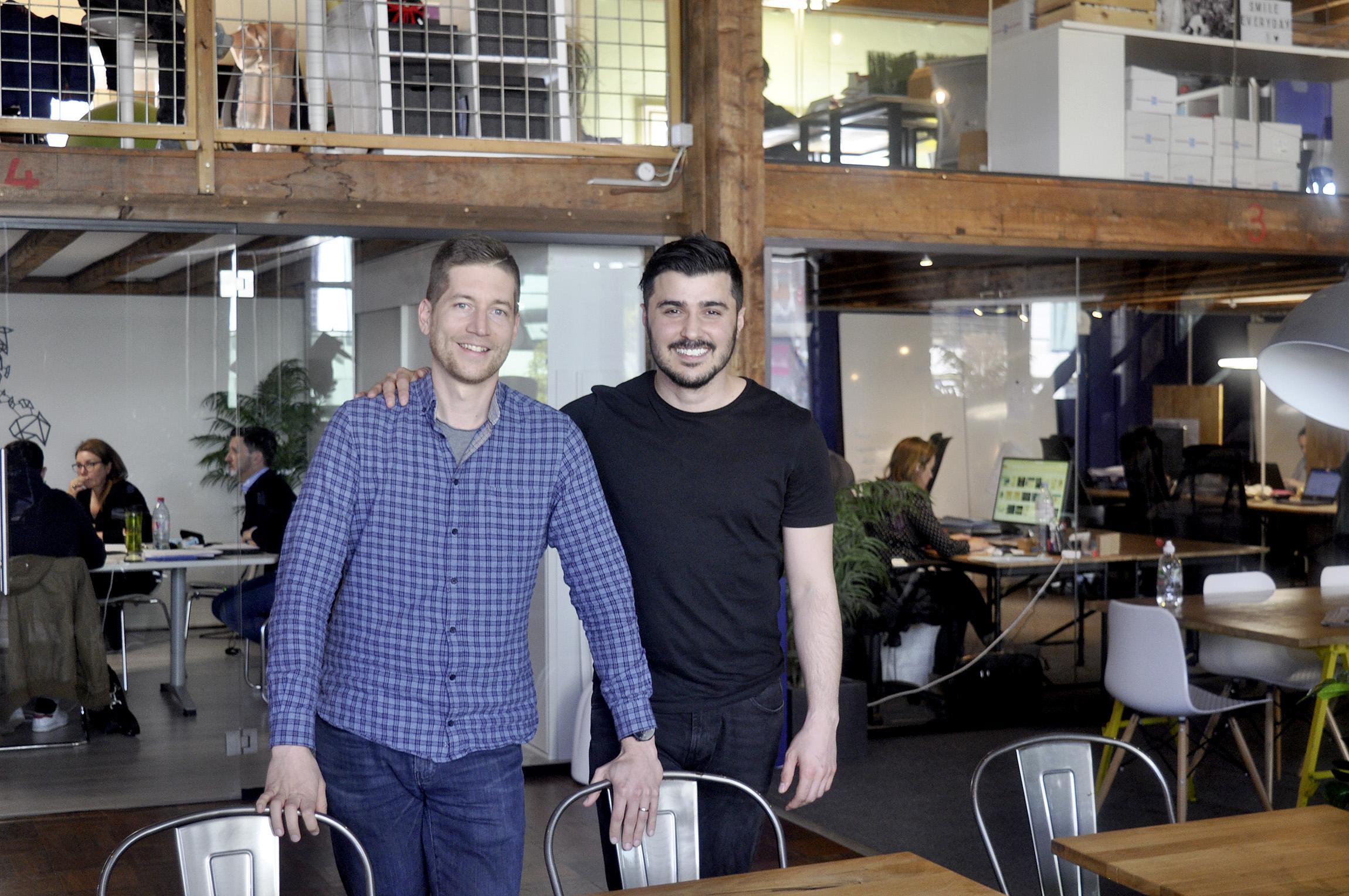 À Morges, le coworking prend ses quartiers