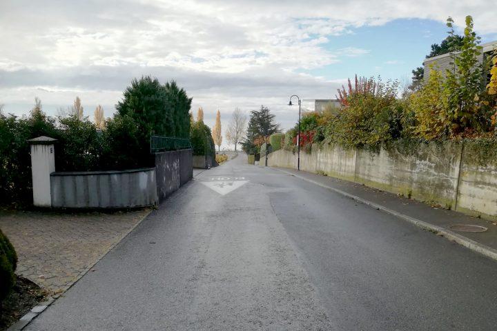 L'avenue de Croix de Rive sera réaménagée