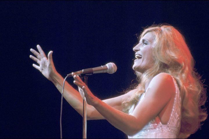 Un four pas banal avec Dalida