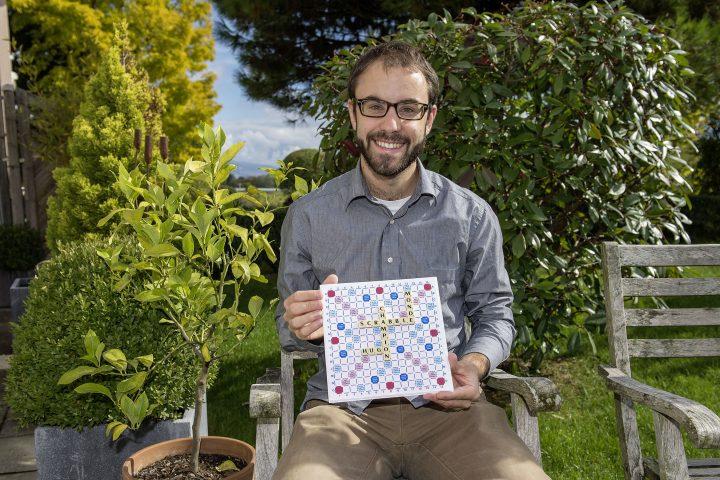 Par amour du Scrabble