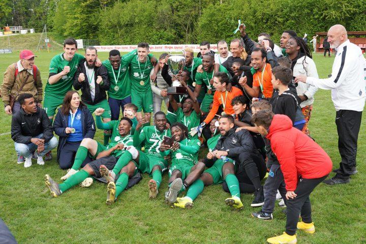 Yverdon Sport remporte la Coupe vaudoise à Echichens!