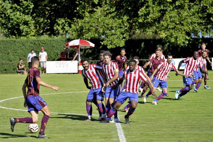 De l'élite du foot suisse à Forward