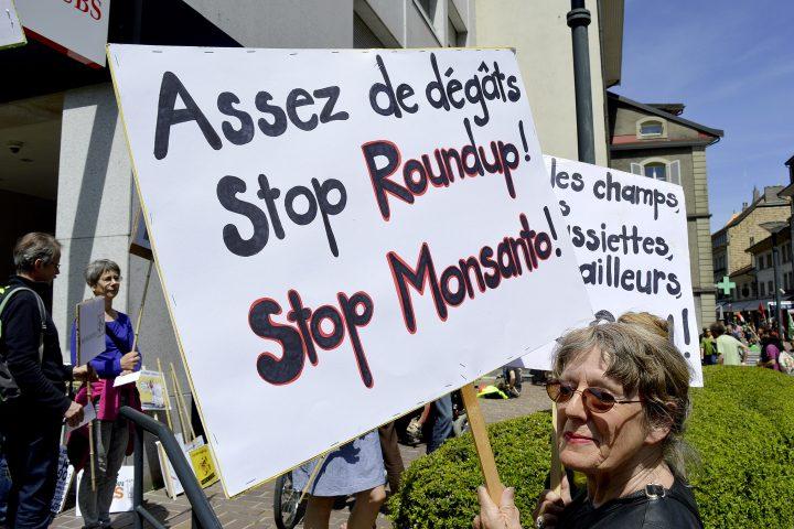 Monsanto va quitter la ville