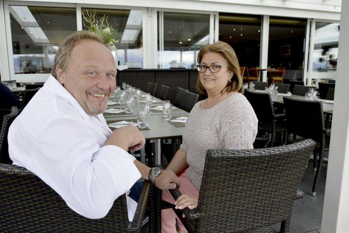 Skipper depuis 30 ans du restaurant du CNM