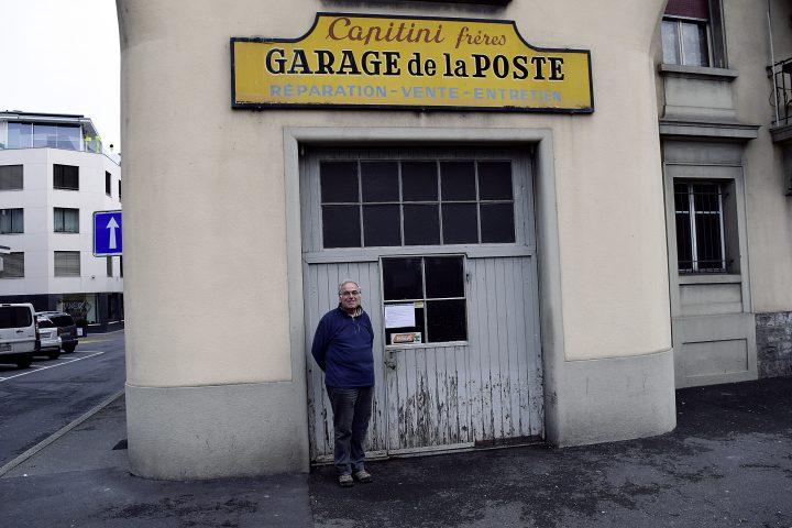 Le Garage de la Poste coupe le moteur