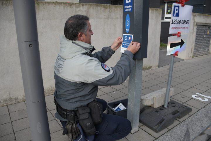 Il est désormais possible de payer le parking avec son Smartphone