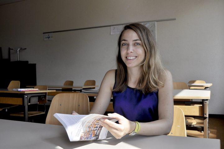 Avec Tiffany Jaquet: «Il m'arrive de douter du métier»