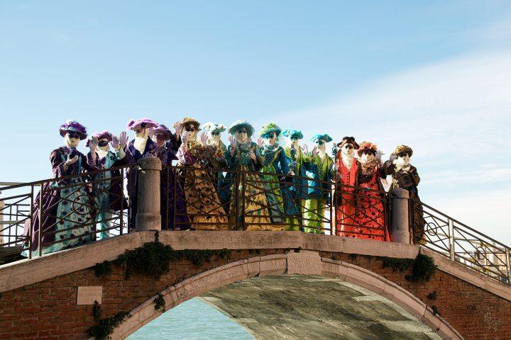 Les rois du Carnaval de Venise