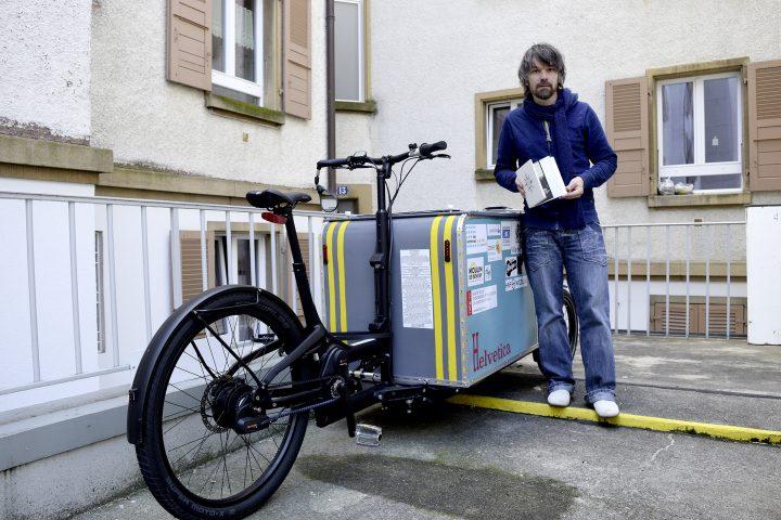 Une tournée suisse à vélo