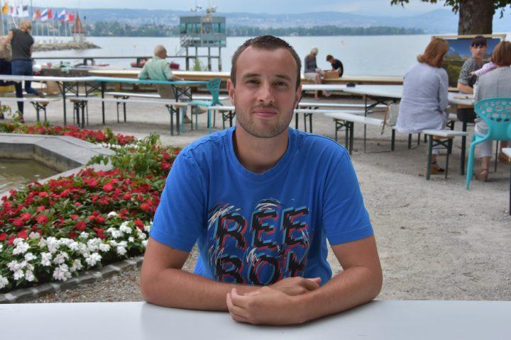 Un jeune agriculteur de Yens aux SwissSkills