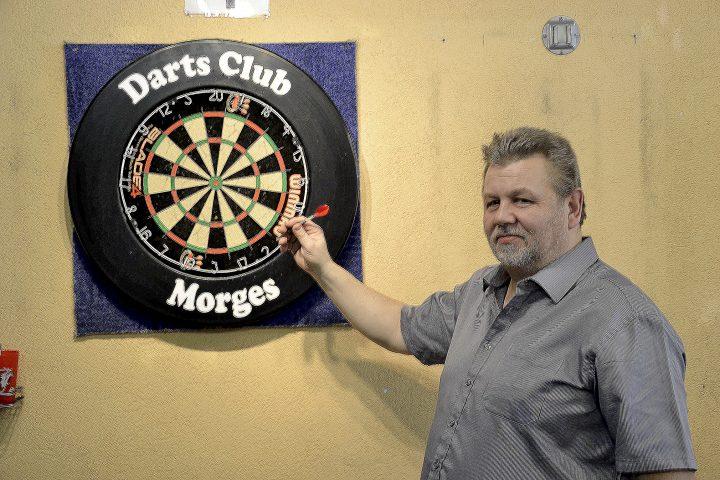 Le Darts Club de Morges croit en la promotion