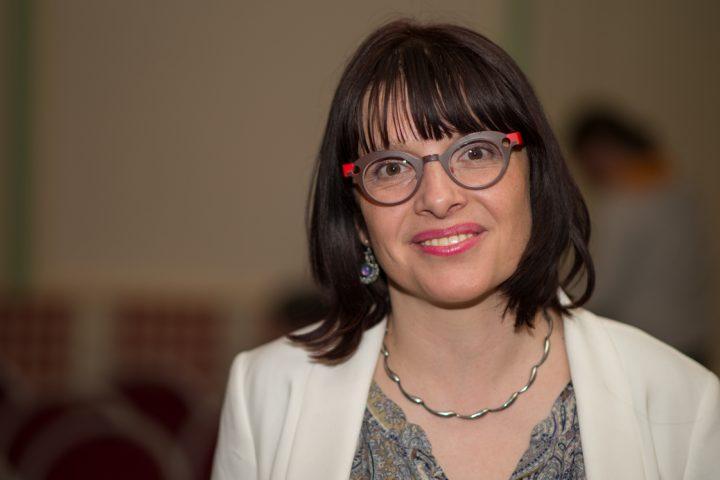 Sylvie Podio à la tête du Grand conseil