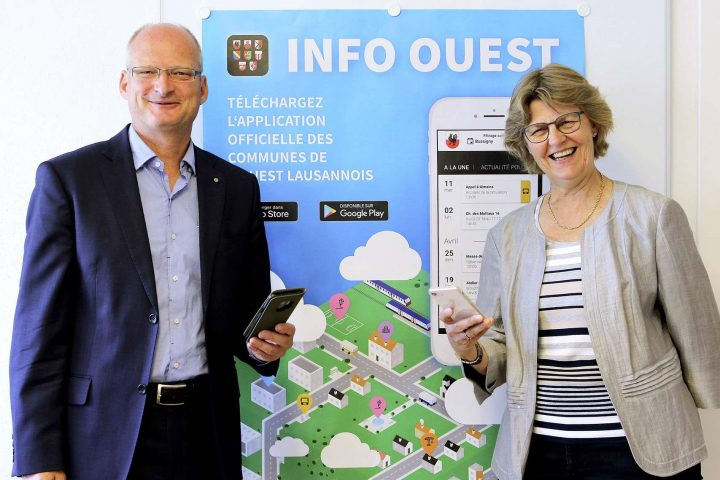 L'Ouest lance son application