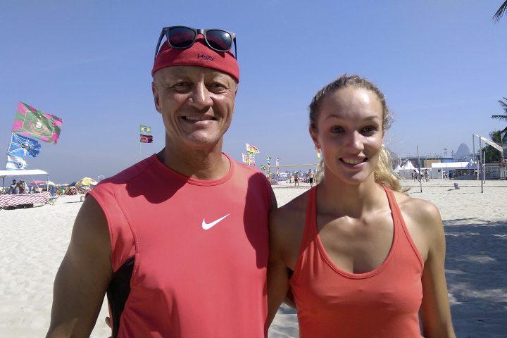 Un enseignant de Marcelin coach aux Jeux olympiques de Rio