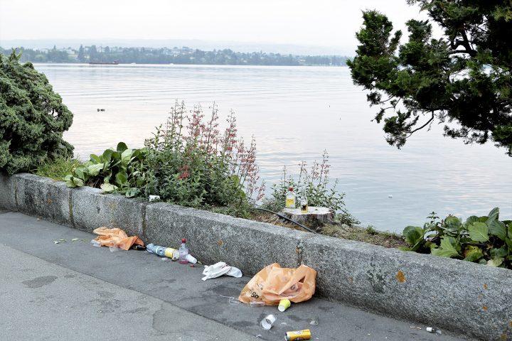 Pour une ville propre en ordre